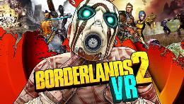 Carátula de Borderlands 2 VR para PlayStation 4