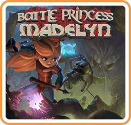 Carátula de Battle Princess Madelyn para Nintendo Switch