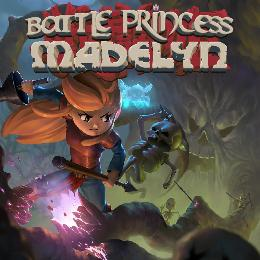 Carátula de Battle Princess Madelyn para PlayStation 4