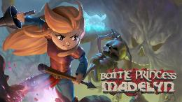 Carátula de Battle Princess Madelyn para PC