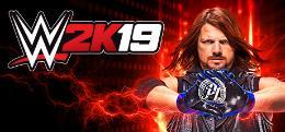 Carátula de WWE 2K19 para PC