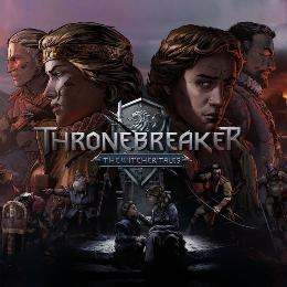 Carátula de Thronebreaker: The Witcher Tales para PlayStation 4