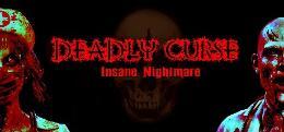 Carátula de Deadly Curse: Insane Nightmare para PC