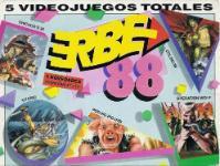 Carátula o portada Pack Erbe88 del juego Operation Wolf para Spectrum