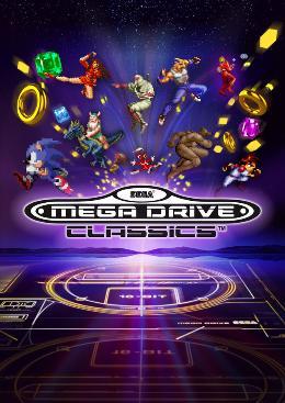 Carátula de SEGA Mega Drive Classics
