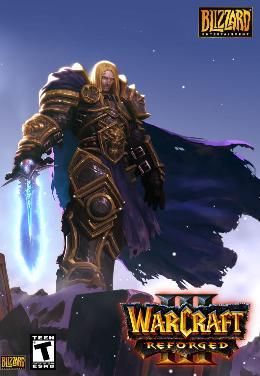 Carátula de Warcraft III: Reforged para PC