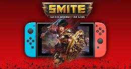 Carátula de SMITE: Battleground of the Gods para Nintendo Switch