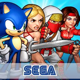 Carátula de SEGA Heroes para Android