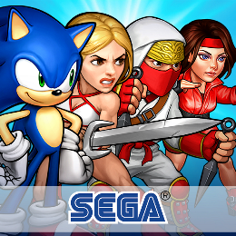 Carátula de SEGA Heroes para iPhone / iPod Touch