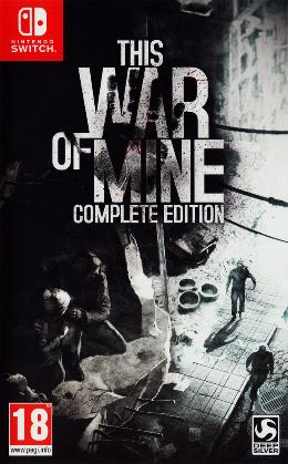 Carátula de This War of Mine: Complete Edition