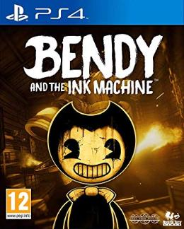 Carátula de Bendy and The Ink Machine para PlayStation 4