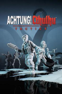 Carátula de Achtung! Cthulhu Tactics para PlayStation 4