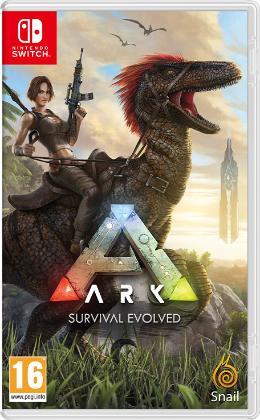Carátula de ARK: Survival Evolved