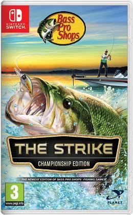 Carátula de Bass Pro Shops: The Strike - Championship Edition