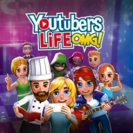 Carátula de Youtubers Life OMG Edition para Nintendo Switch