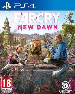 Carátula de Far Cry: New Dawn para PlayStation 4