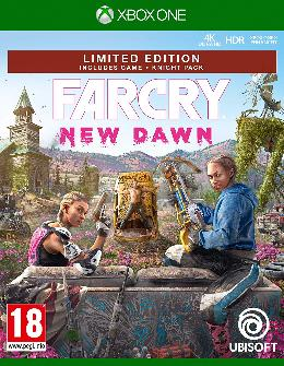 Carátula de Far Cry: New Dawn para Xbox One