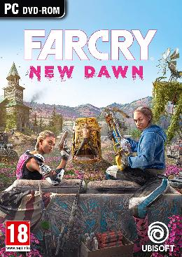 Carátula de Far Cry: New Dawn para PC