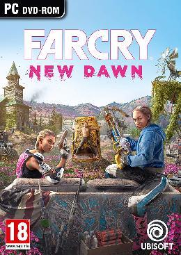 Carátula de Far Cry: New Dawn para PC