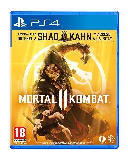 Carátula de Mortal Kombat 11 para PlayStation 4