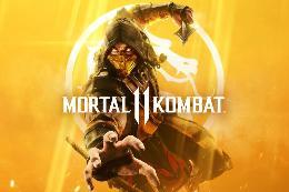 Carátula o portada No oficial (Montaje) del juego Mortal Kombat 11 para PC