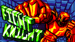 Carátula de Fight Knight para PlayStation 4