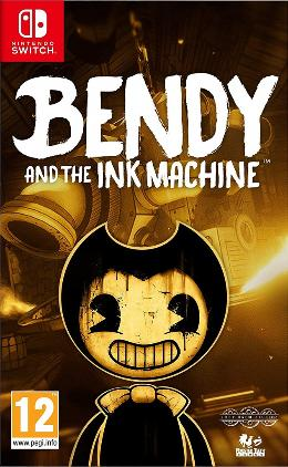 Carátula de Bendy and The Ink Machine para Nintendo Switch