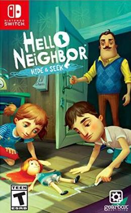 Carátula de Hello Neighbor: Hide and Seek para Nintendo Switch