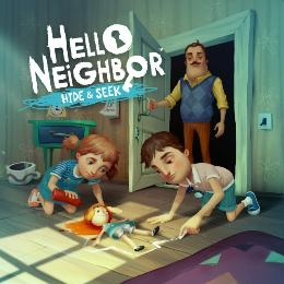 Carátula de Hello Neighbor: Hide and Seek para PlayStation 4