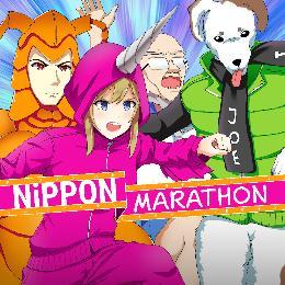 Carátula de Nippon Marathon para Nintendo Switch