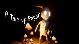 Carátula de A Tale of Paper para PlayStation 4