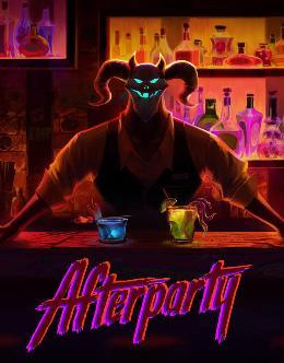 Carátula de Afterparty para PC