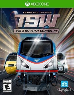 Carátula de Train Sim World para Xbox One
