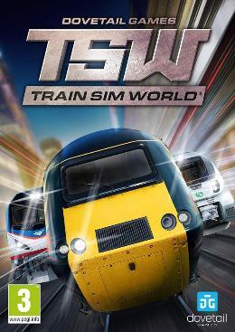 Carátula de Train Sim World para PC