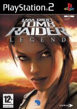 Car�tula de Tomb Raider: Legend para PlayStation 2