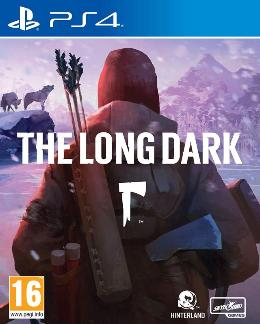 Carátula de The Long Dark para PlayStation 4