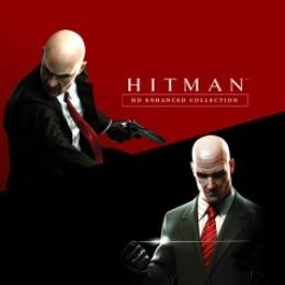 Carátula de Hitman HD Enhanced Edition para PlayStation 4