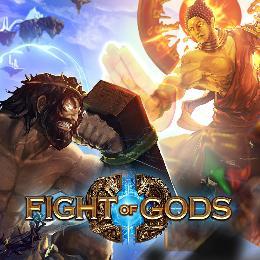 Carátula de Fight of Gods