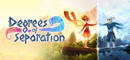 Carátula de Degrees of Separation para Nintendo Switch