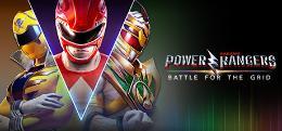 Carátula de Power Rangers: Battle for the Grid para PC