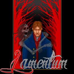 Carátula de Lamentum para PC
