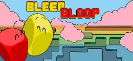 Carátula de Bleep Bloop para PC