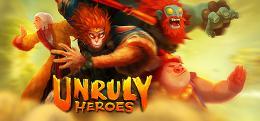 Carátula de Unruly Heroes para PlayStation 4