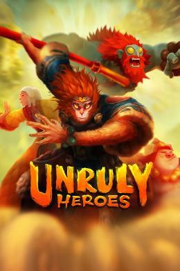 Carátula de Unruly Heroes para Xbox One