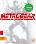 Carátula de Metal Gear Solid para PC