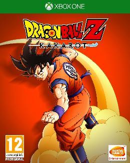 Carátula o portada Europea del juego Dragon Ball Z: Kakarot para Xbox One