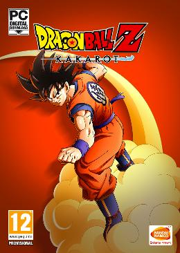 Carátula de Dragon Ball Z Kakarot para PC