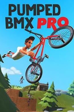 Carátula o portada No definida del juego Pumped BMX Pro para Nintendo Switch
