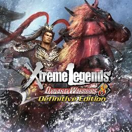 Carátula o portada Europea del juego Dynasty Warriors 8: Xtreme Legends Definitive Edition para Nintendo Switch