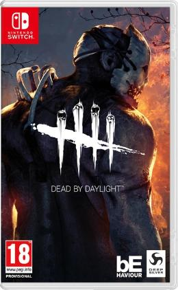 Carátula de Dead by Daylight para Nintendo Switch